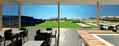 ARQUIMA construira el edificio principal del complejo turistico Surf House Ibiza