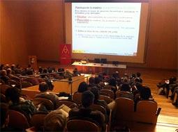 Gran acogida en Valencia del ciclo Rehabilitación y Sostenibilidad