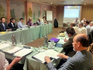 FAPROMA participa en la reunion de la Patronal Europea de Embalaje FEFPEB