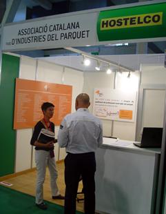 ACIP conectó con el canal contract en HOSTELCO