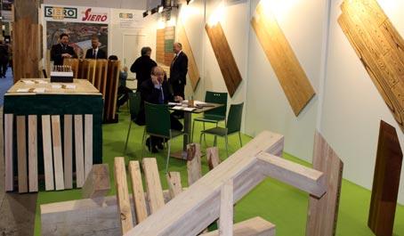 Cinco empresas asociadas en AEIM participan como expositores en el CARREFOUR DU BOIS