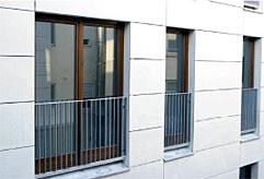 CARINBISA realiza la carpintería de 95 viviendas de protección oficial para el Patronat d