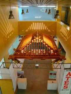 CARPINTERIA INTEGRA: Nueva andadura en el mundo de la carpinteria de armar