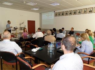 Finaliza la primera etapa del proyecto europeo ECO4VET