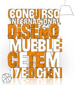 Convocada la 17ª edición del Concurso Internacional de Diseño de Mueble CETEM