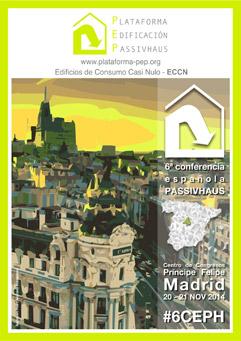 Todo a punto para celebrar la 6ª Conferencia Española Passivhaus