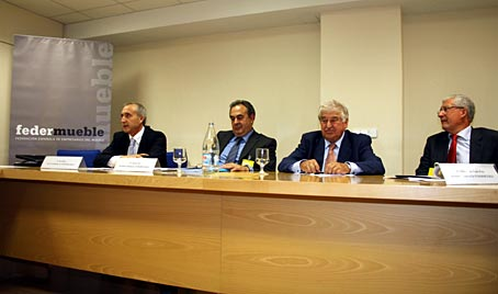 José Blasco, nuevo Presidente de FEDERMUEBLE