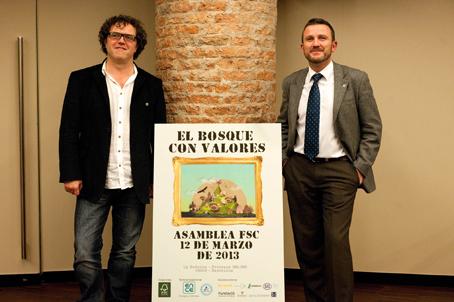 FSC ESPAÑA sumó en 2012 trece altas corporativas y 10.000 hectáreas certificadas