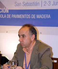 Gonzalo Medina, técnico de AITIM:»El Marcado CE de suelos es aplicable sólo a pavimento de interior»