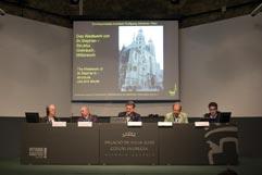 La madera en la rehabilitación, eje del congreso internacional de Maestros de Catedrales de Europa