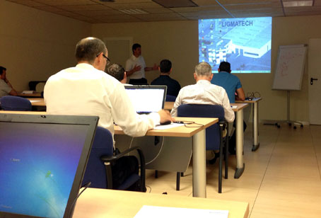HOMAG ESPAÑA asesora a sus clientes sobre procesos de embalaje de mobiliario para la exportación