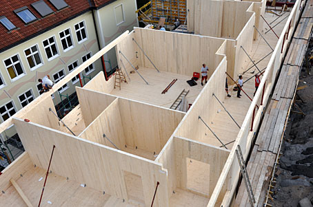 FORUM HOLZBAU, Congreso Internacional de Construcción con Madera, llega a España