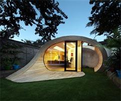 El estudio de arquitectura londinense Platform 5 crea SHOFFICE