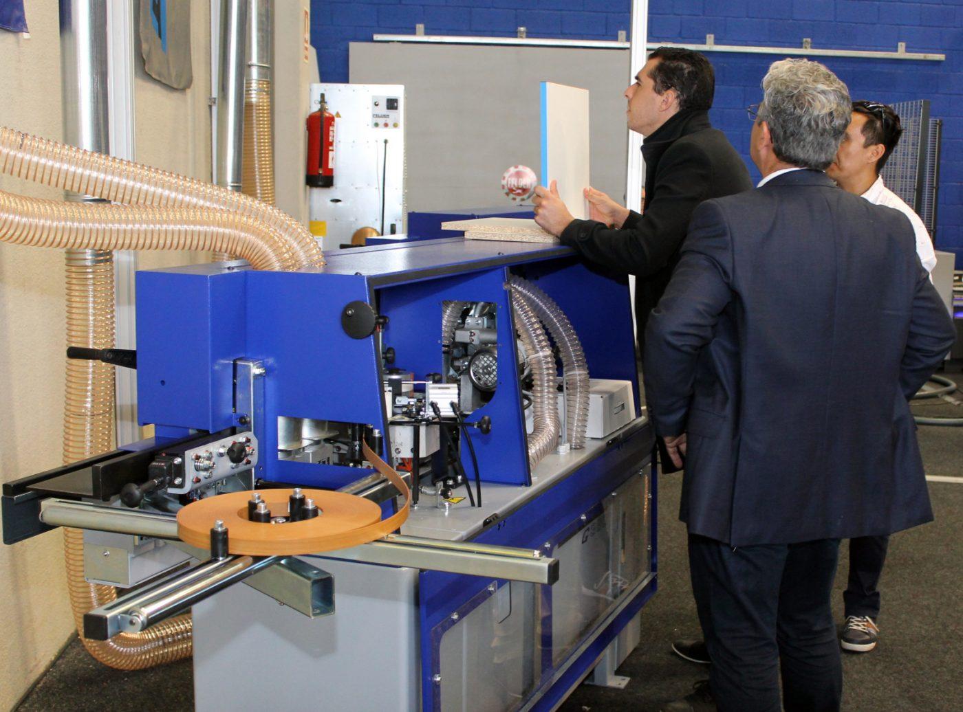 Nuevas canteadoras y centros de mecanizado en la FELDER Tek