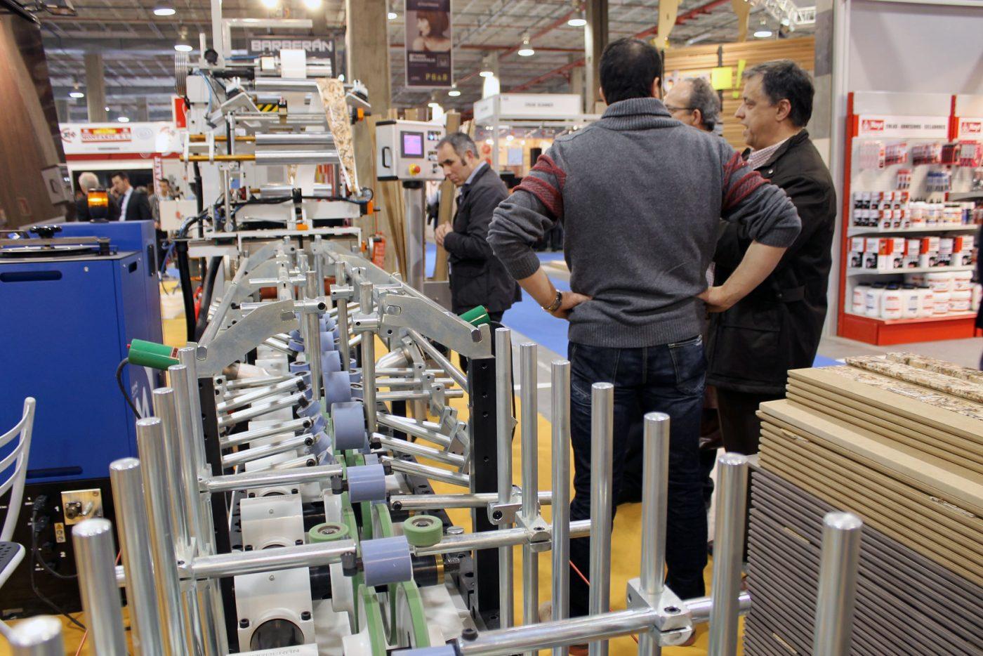 Los gigantes mundiales de la maquinaria estarán en FIMMA 2016