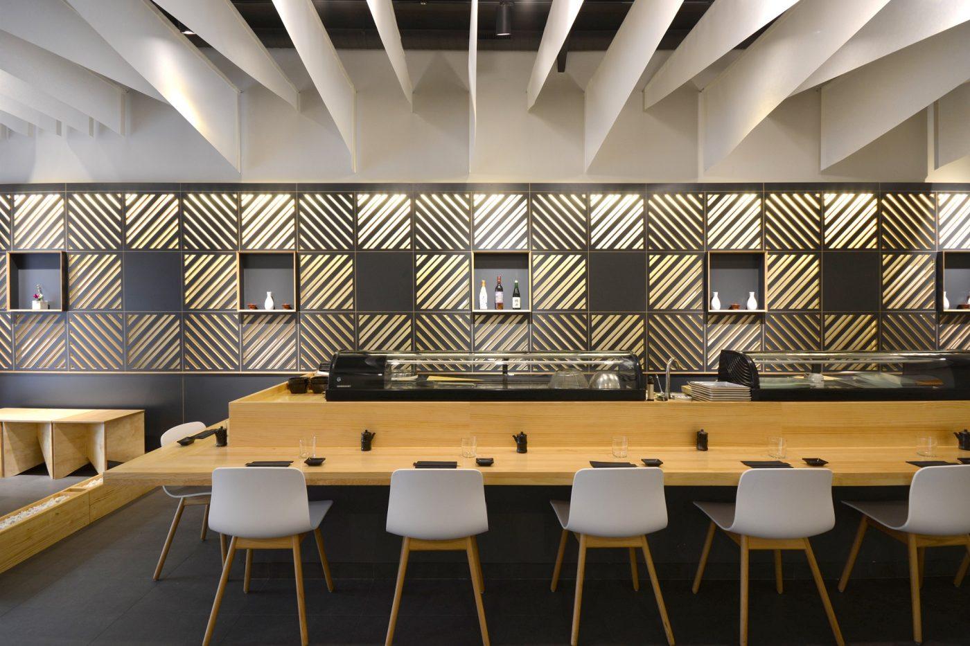 KOBFUJI ARCHITECTS apuesta por paneles personalizados de FORMICA®