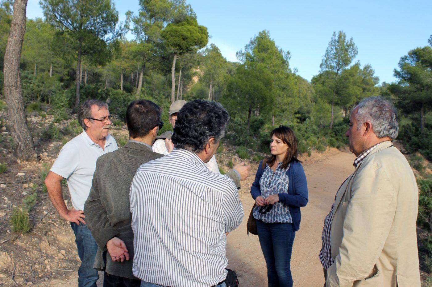 COSE fomenta el asociacionismo forestal en Murcia