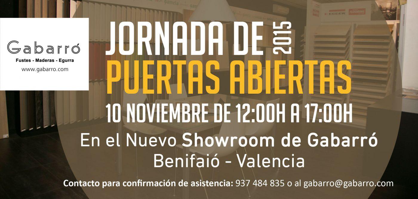 GABARRO organiza una Jornada de puertas abiertas en su almacén de Benifaió
