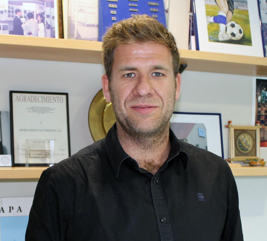 Marc Farrarons, gerente de PREZISS: «Los industriales del mueble y la carpintería ya están invirtiendo en nueva tecnología»