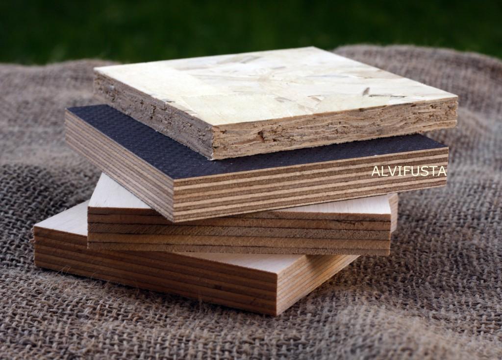 Nueva colección de tableros de ALVIFUSTA en MADERALIA