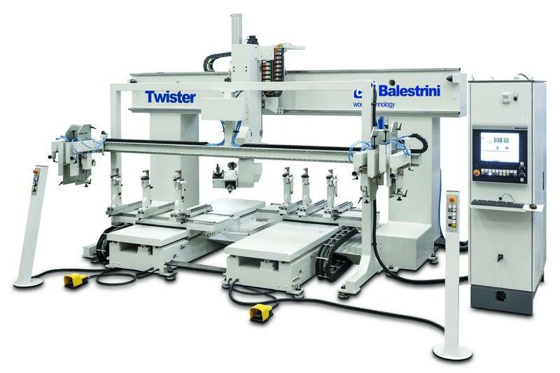 Tres nuevos modelos de CMS-Balestrini en FIMMA