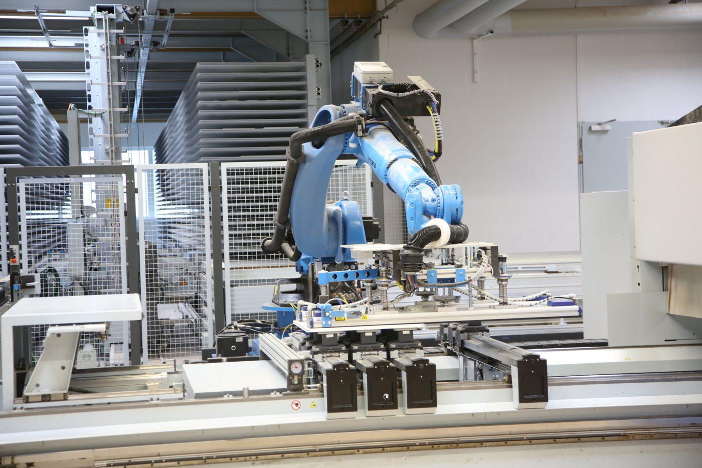 HOMAG acerca la automatización al pequeño taller