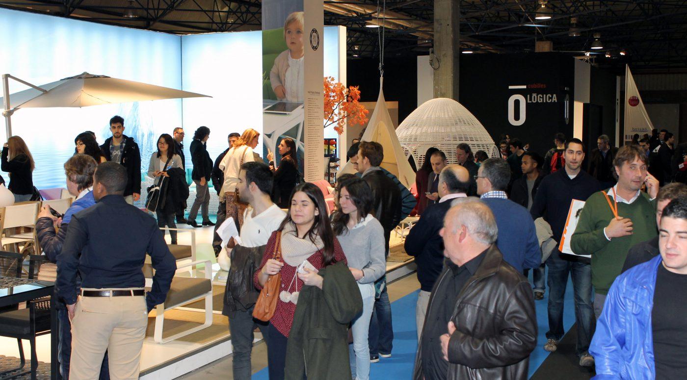 Valencia recupera su feria del mueble madera sostenible for Feria del mueble valencia