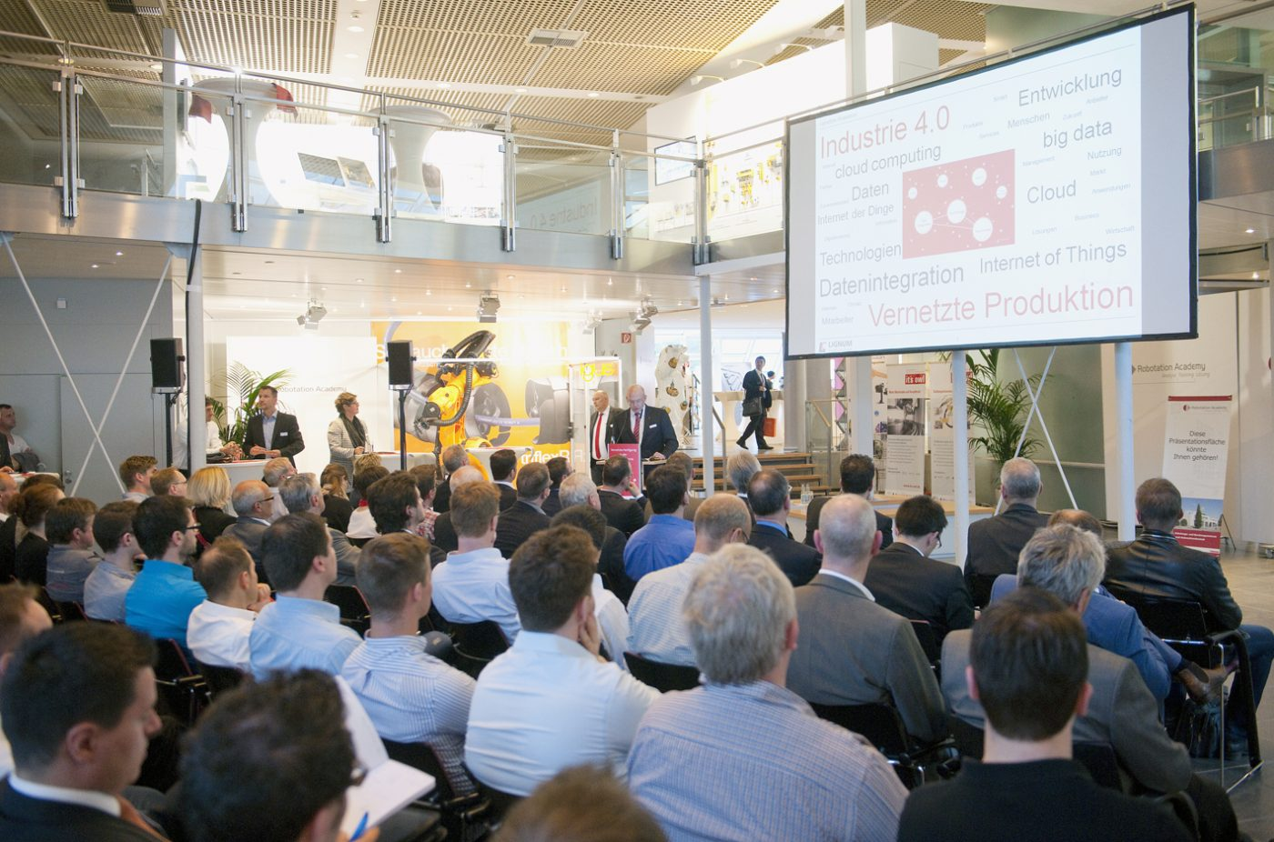 LIGNA convoca una conferencia sobre la Industria 4.0