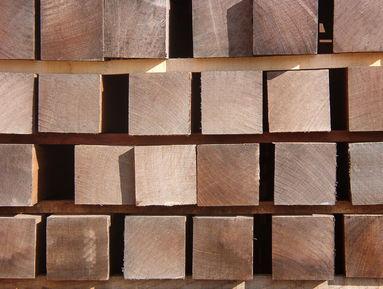 Las importaciones de madera tropical han caído un 22% en la primera mitad de este año