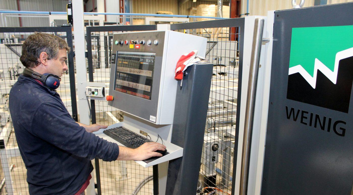 VARGAS, primera empresa española que adquiere un escáner LUXSCAN para optimización de madera