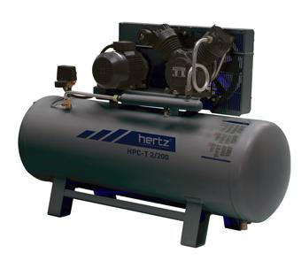 AIRMAC presenta los nuevos compresores de tornillo de HERTZ KOMPRESSOREN