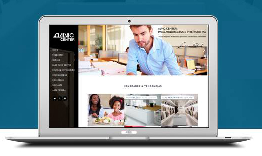 Nueva web: ALVIC Center