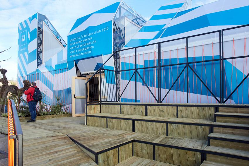 BASKEGUR con Donostia 2016 Capital Europea de la Cultura