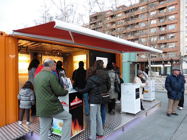 BIOMASA en tu CASA llega a Lleida