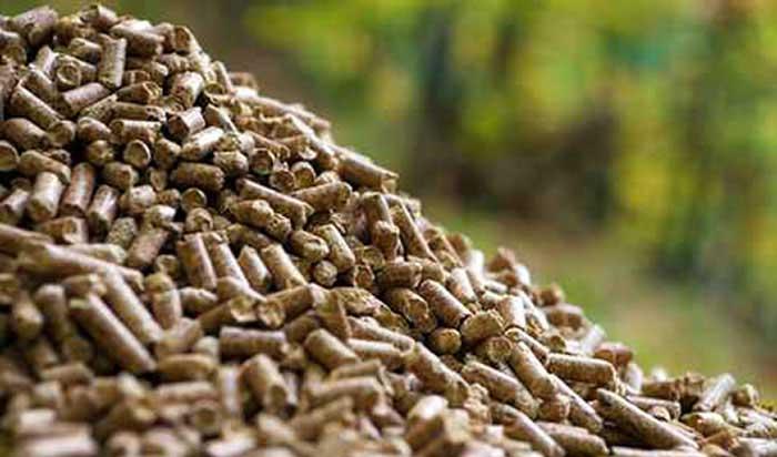 El precio del pellet es el más bajo desde 2012