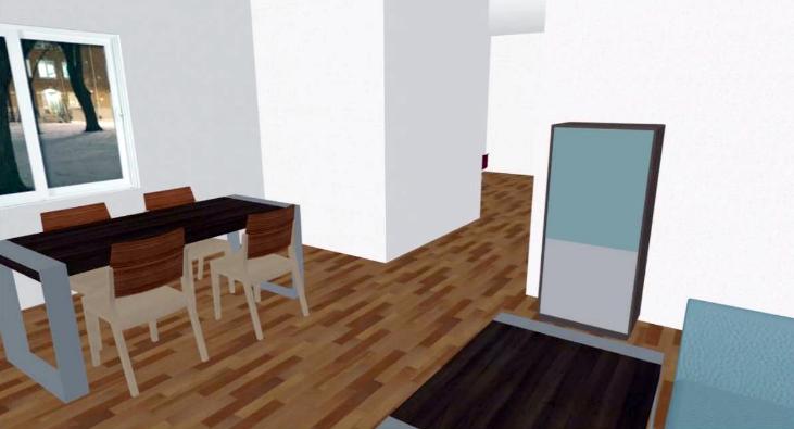 FurnIT-SAVER: Diseñar en 3 dimensiones tanto el espacio como su amueblamiento