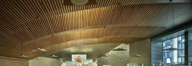 Grupo GUBIA exhibe sus proyectos elaborados con tablero macizo y contrachapado de bambú