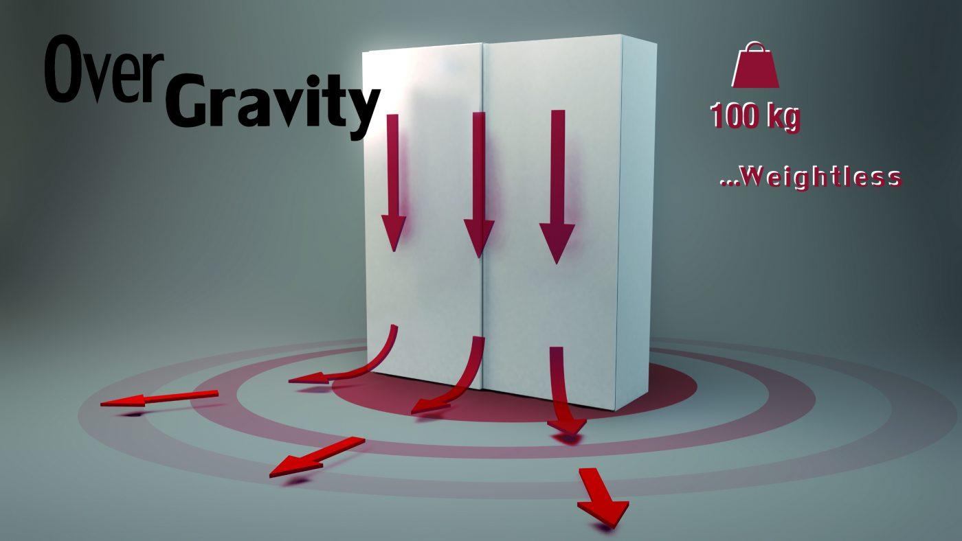 KRONA KOBLENZ presenta Over Gravity