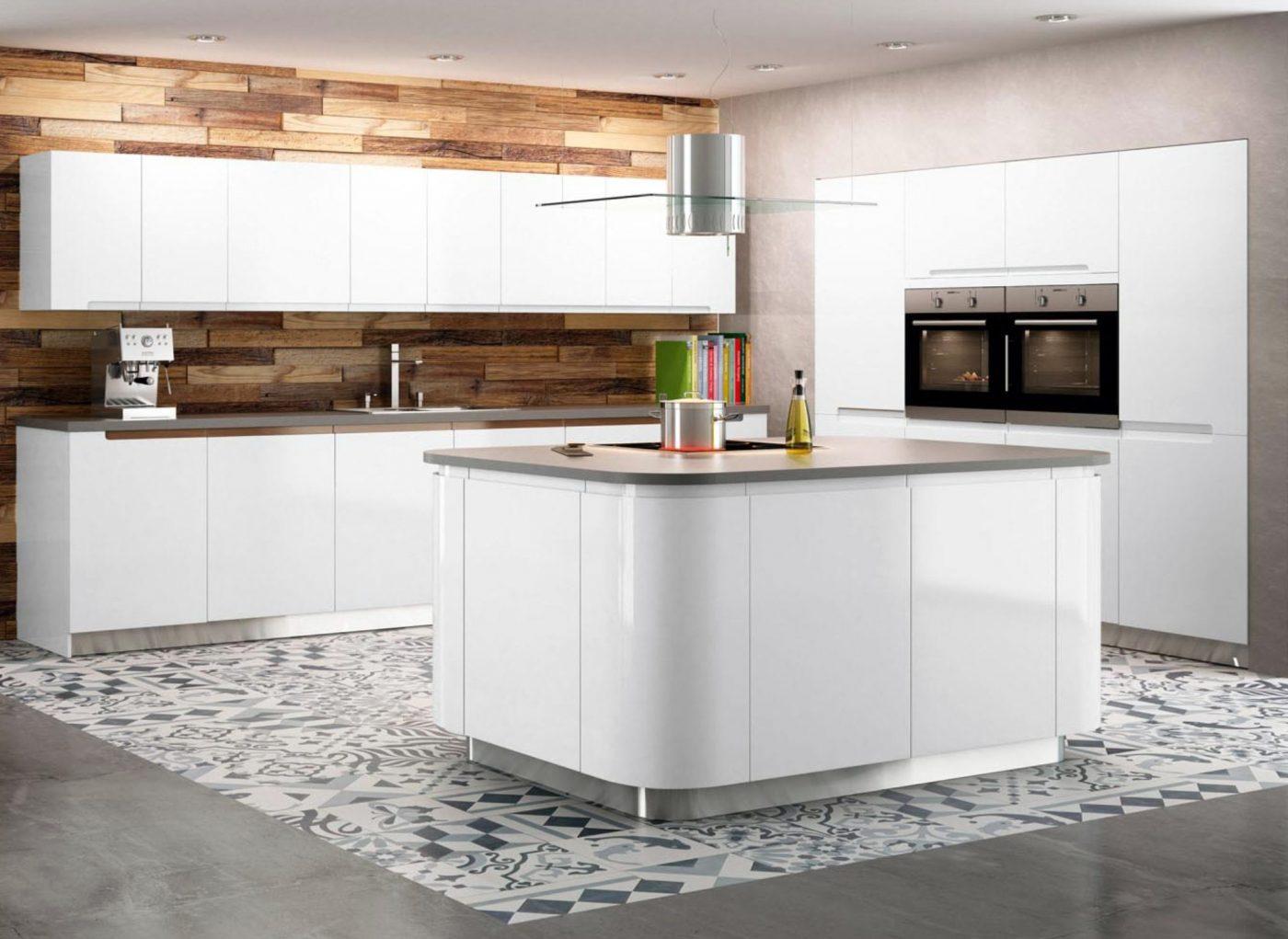 Nuevas texturas, colores y pátinas en las puertas de cocina de PORTASUR