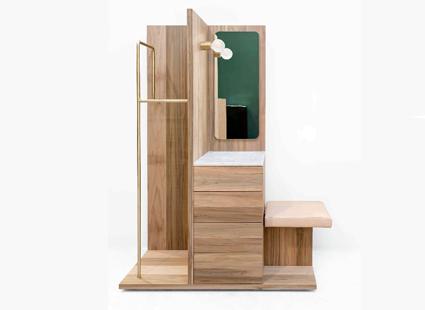 AHEC colabora con David Chipperfield Architects y e15 para crear THE BUTLER