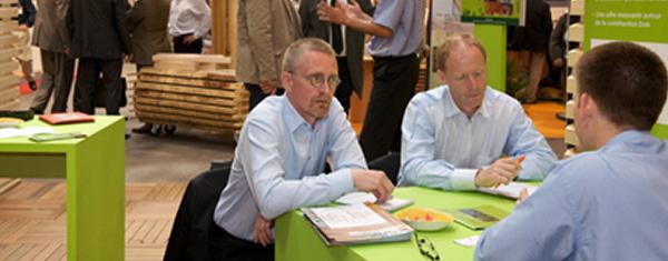 Cinco empresas de AEIM participan como expositores en el CARREFOUR DU BOIS