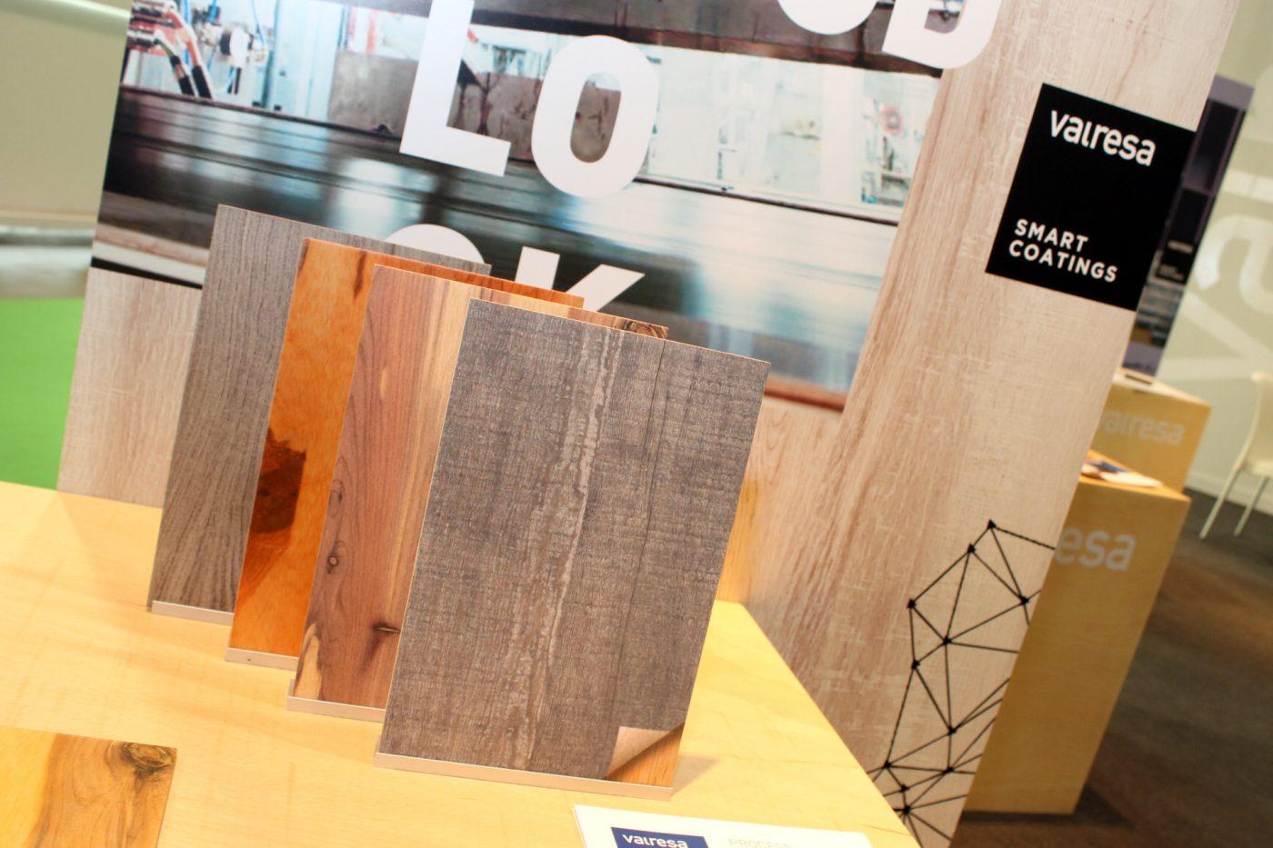 VALRESA avanza en la impresión digital en madera