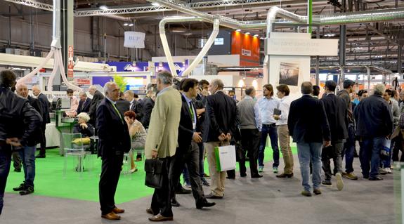 XYLEXPO reúne de nuevo a todo el sector de la maquinaria