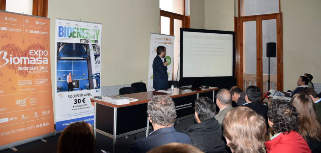 Primer Seminario Chileno-Español de Biomasa organizado por AVEBIOM