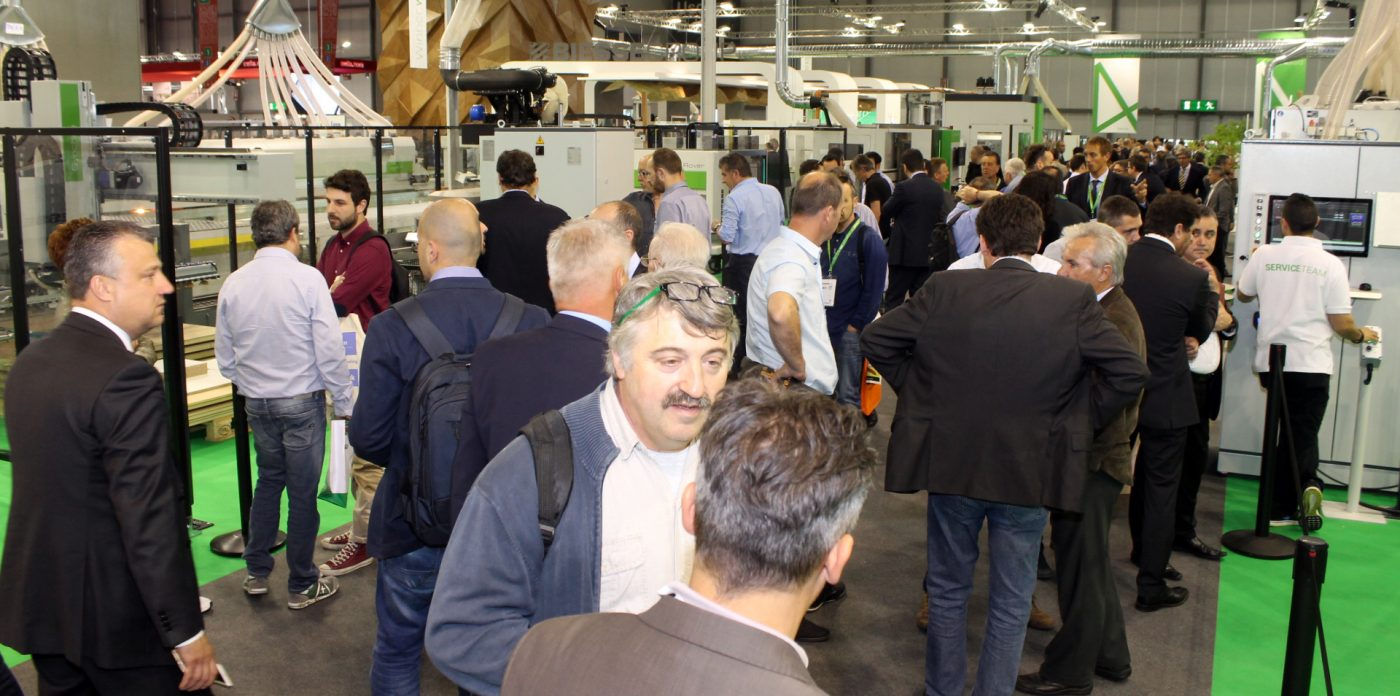 BIESSE exhibe la «smart factory» en XYLEXPO