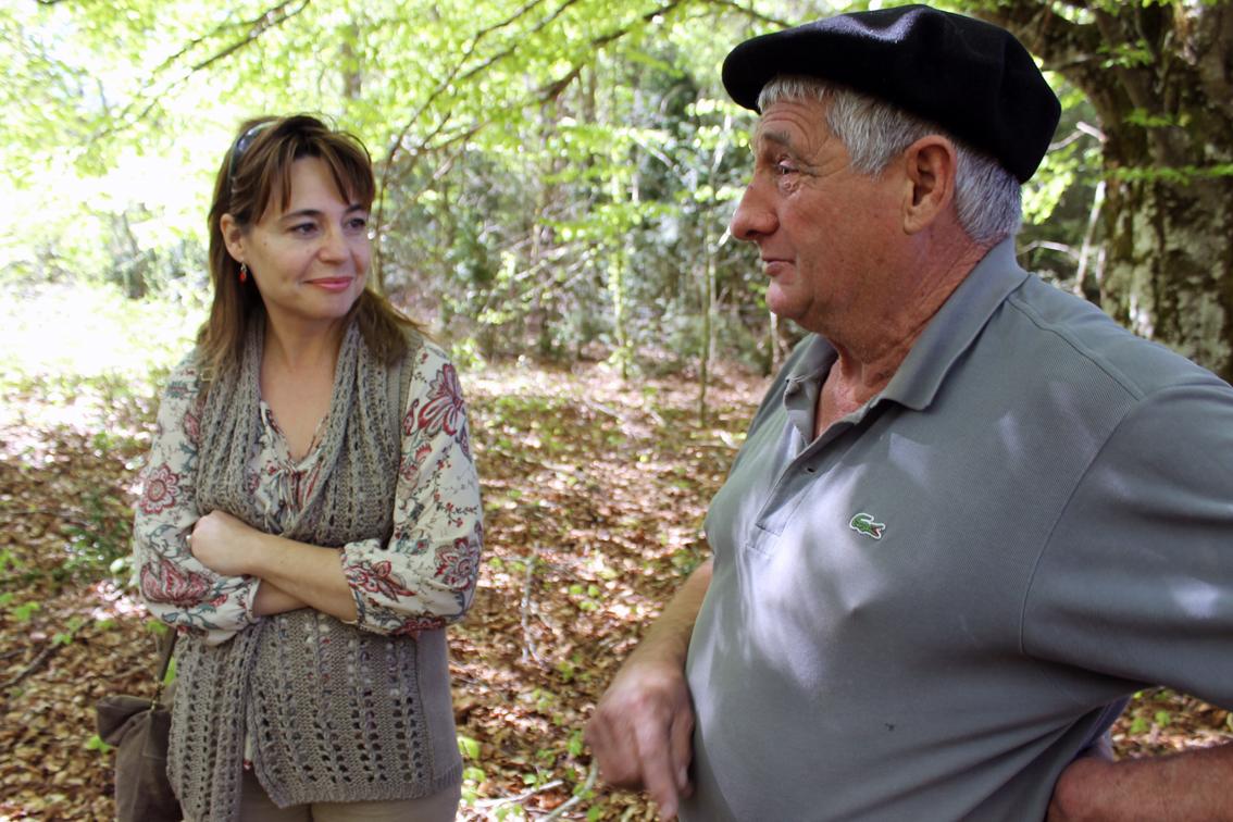 """Angel María Barace: """"A los políticos les diría que dejen de ver y valorar las cosas desde la ciudad"""""""