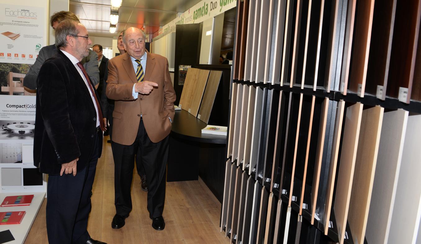GABARRO inaugura un showroom en sus instalaciones de Fuenlabrada