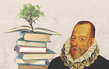 PEFC te invita a participar en su homenaje a Cervantes