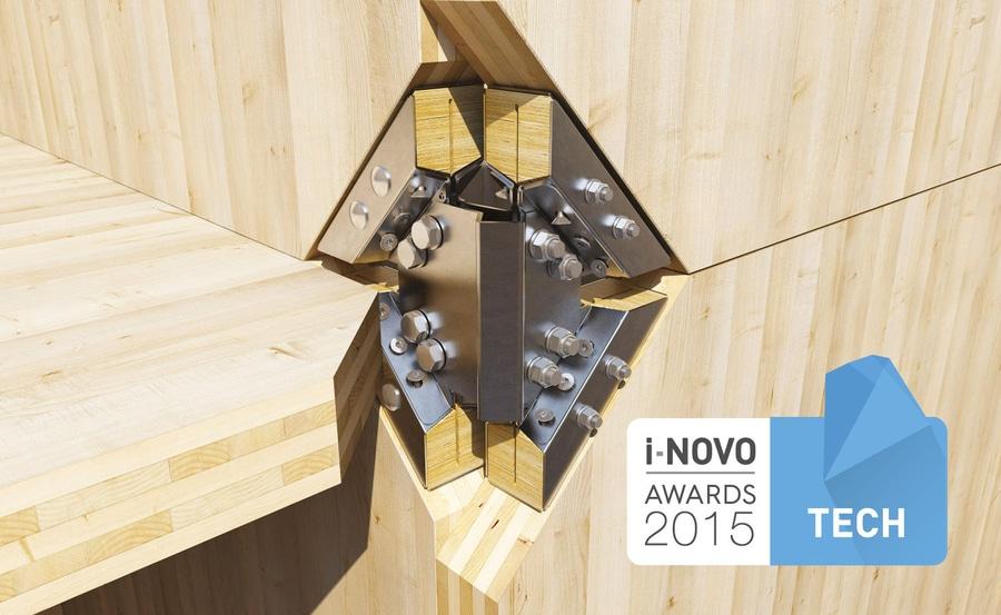 La gran novedad de ROTHOBLAAS para ejecutar estructuras de madera contralaminada