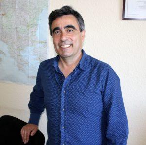 Nacho Miguel Pampliega, Presidente de AFAM.